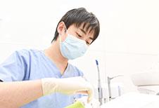 口腔内検査